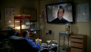 Two and a Half Men 08x16 : That Darn Priest- Seriesaddict